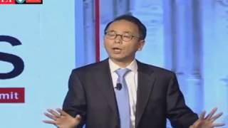 谢国忠 WatchOpening Address by Dr Andy Xie, Independent Economist
