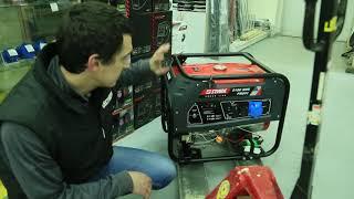 Бензиновый генератор STARK 9100 RDE PROFI от компании ПКФ «Электромотор» - видео