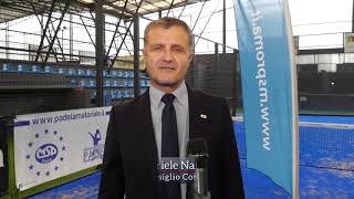 Finale Nazionale Coppa dei Club Padel MSP Italia 2020