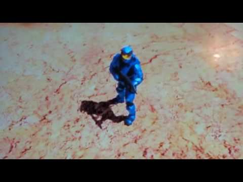 RvB Red vs Blue S6 Caboose and Church reunite. I missed him!