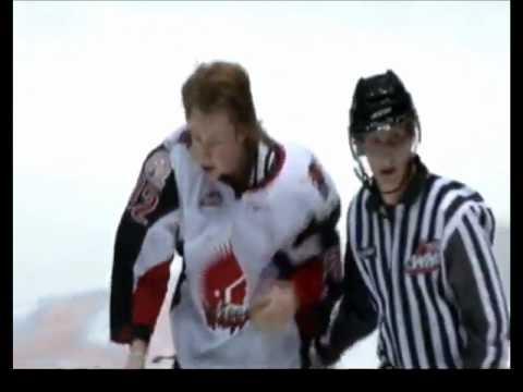 Shayne Gwinner vs. Spenser Jensen