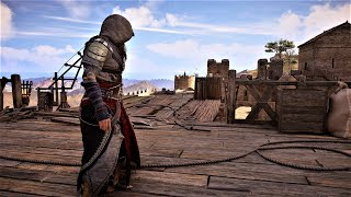Assassin's Creed Valhalla Bayek Outfit Stealth Kills