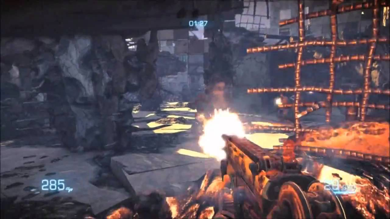 Giggling My Way Through The Bloody Bulletstorm Demo