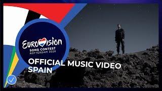 Blas Cantó - Universo - Spain 🇪🇸 - Official Music Video - Eurovision 2020