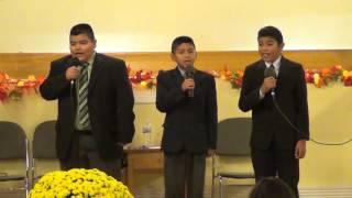 El Trio de la Iglesia Bautista Fundamental (East Chicago, IN)