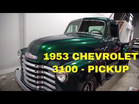1953 Chevrolet 3100 for Sale - CC-881929