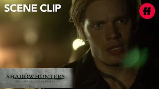 Shadowhunters | Season 2, Episode 1: First Look at Valentine's Ship | Freeform