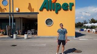 Einkaufstour im Aliper / Italienischer Supermarkt