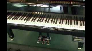 Yamaha C2 Conservatory Grand Piano -Disklavier Demo