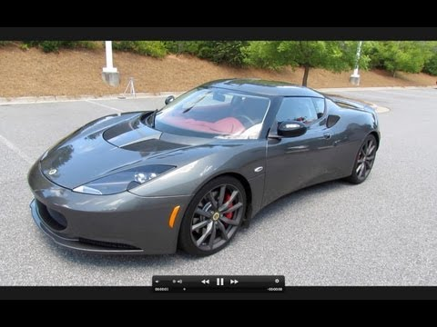 2012 Lotus Evora S In-Depth Review