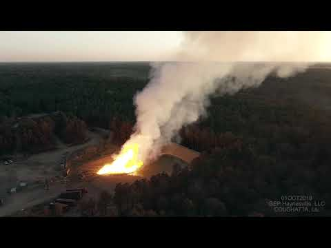 Already burning for five weeks, fracked gas blowout in Louisiana could last two more months
