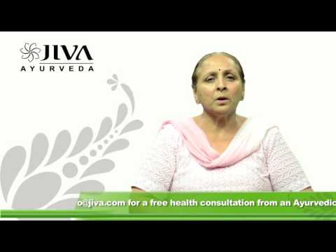 Mrs. Geeta Kalra's Healing Story at Jiva Ayurveda-Treatment of Joint Pain & Insomnia
