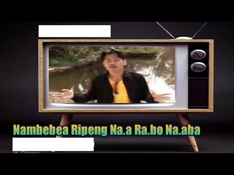 Nambebea ripeng na-a ra-bo na-aba karaoke lyrics Garo Gospel song.
