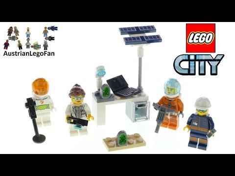 Vidéo LEGO Objets divers 40345 : Pack de figurines – LEGO City 2019