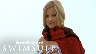 Snowboarder Hannah Teter Makes Snow Melt In Whistler | Sports Illustrated Swimsuit