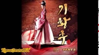 Empress Ki 기황후 LOVE WIND 사랑 바람 by WAX왁스 OST Part 2