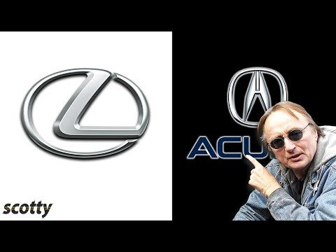 Lexus vs Acura Which is Better