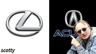 Lexus vs Acura, Which is Better