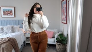 5 BUSINESS CASUAL OUTFIT IDEAS FOR FALL PETITE AND CURVY