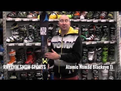2015 Atomic Nomad Blackeye Ti Review