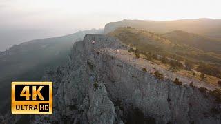 Крымские горы (4k)