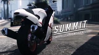 GTA V Stunt Montage: SUMMIT (Cryptic & Vengeance Stunting)