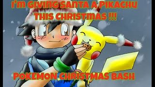 I'm Giving Santa A Pikachu This Christmas #01 (Christmas Bash)