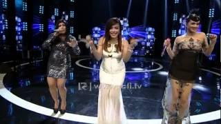 Regina , Novita Dewi dan Mulan Jameela