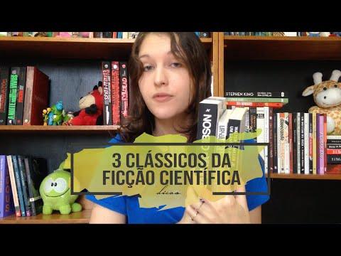 3 clássicos da ficção científica