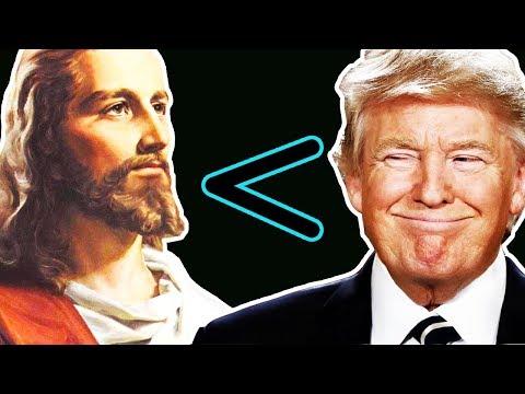 Trump Supporter: I Trust POTUS More Than Jesus