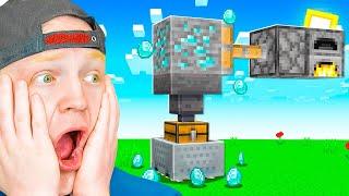 I Built 5 ILLEGAL Minecraft FARMS!