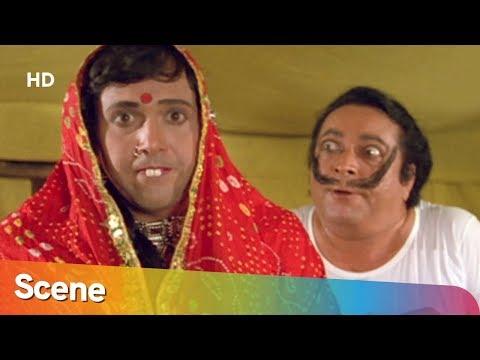 Govinda Best Comedy Scene Ever | Chhote Sarkar | Bollywood Comedy Movies