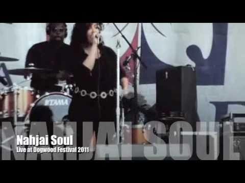 Nahjai Soul Live at Piedmont Park 2011