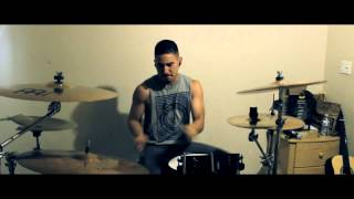 94th st (Drum Cover) The word alive drum off