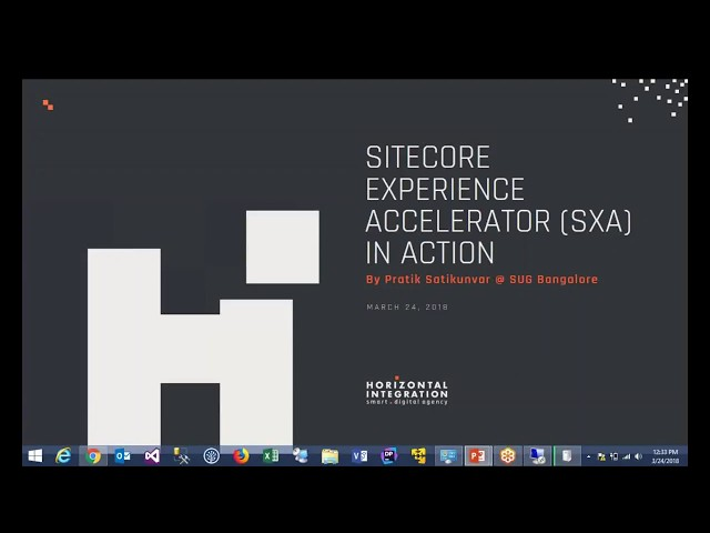 Overview of Sitecore Experience Accelerator