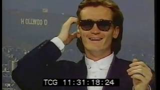 Sounds: Donnie interviewing Feargal Sharkey (1986)