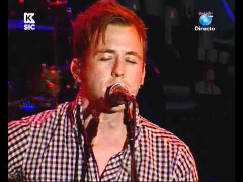 McFly - Too Close For Comfort (live RIR Lisboa 2010)