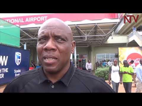 Lesotho team in Uganda ahead of 2019 AFCON qualifier