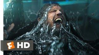 Venom (2018) - Venom vs. Riot Scene (8/10) | Movieclips