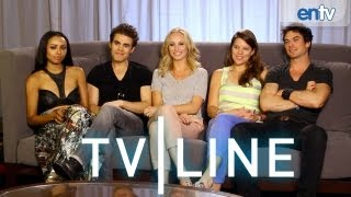 TVD l TV Line Interview