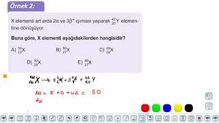 Eğitim Vadisi AYT Fizik 21.Föy Atom Fiziğine Giriş ve Radyoaktivite 1 Konu Anlatım Videoları