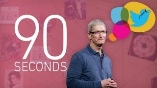 LivingSocial, Tim Cook, and @SummerBreak - 90 Seconds on The Verge thumbnail