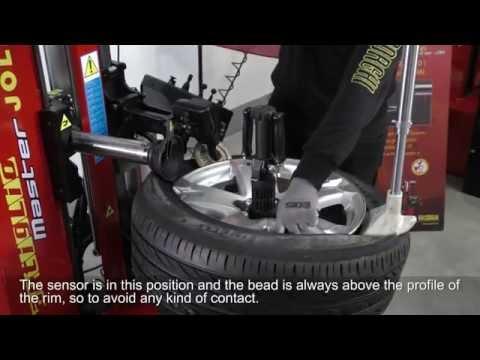 #9 Procedura di smontaggio e montaggio con sensore di pressione