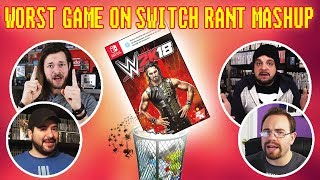 RANT MASHUP | Worst Nintendo Switch Game (featuring: RGT 85, Spawn Wave, BeatEmUps and 8-Bit Eric)