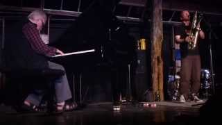 preview picture of video 'François Tusques & Mats Gustafsson - Duo Improvisation at Konfrontationen 2013, Nickelsdorf'