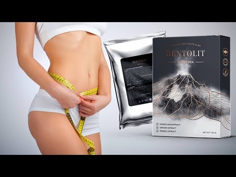 youtube Bentolit (Бентолит) - средство для похудения
