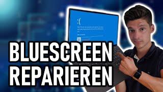 Anleitung: Windows 10 Bluescreen beheben (Blue Screen Fix Deutsch)