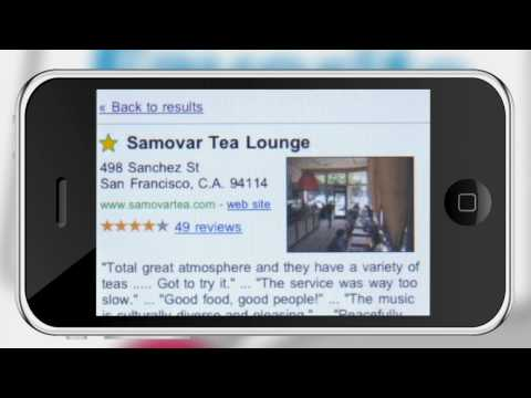 Google's Favorite Place | Using QR Codes for Business