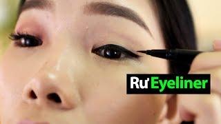 HƯỚNG DẪN KẺ MẮT CƠ BẢN CHO NGƯỜI MỚI HỌC 👁️👁️ Eyeliner Tutorial