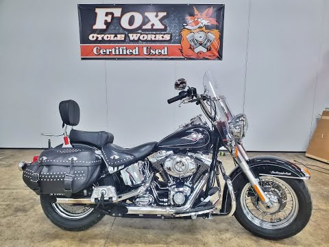 2011 Harley-Davidson Heritage Softail® Classic in Sandusky, Ohio - Video 1